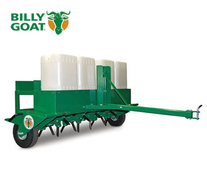 "Billy Goat AET Series 48/72"" towable"