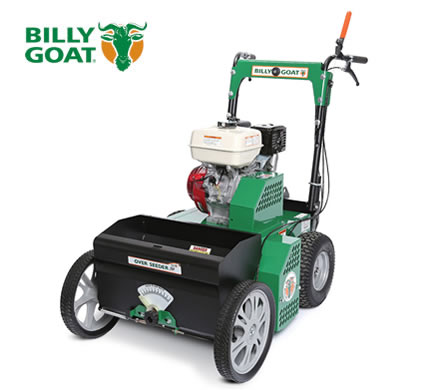 Billy Goat OS901 Series Hydrostatic Overseeder